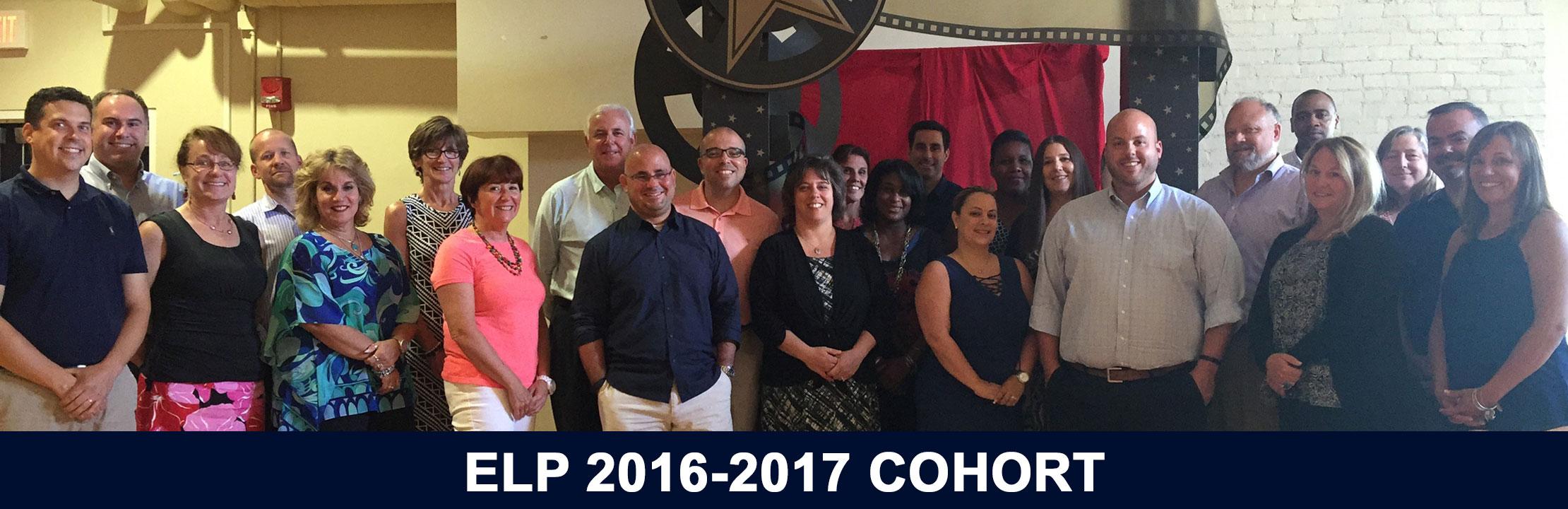 2016-2017 ELP Cohort
